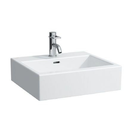 817431 - Laufen Living City 500mm x 460mm Washbasin - 8.1743.1
